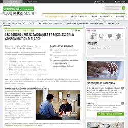Conséquences sanitaires et sociales de la consommation d'alcool en France - alcoolinfoservice - Alcool Info Service