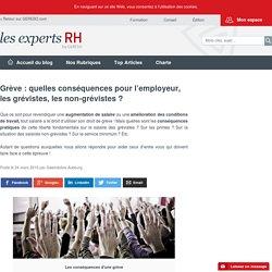 Grève : quelles conséquences pour l'employeur, les grévistes, les non-grévistes ? – les experts RH by GERESO