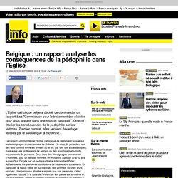 Belgique : un rapport analyse les conséquences de la pédophilie dans l'Eglise