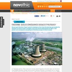 Fukushima : quelles conséquences sociales et politiques?