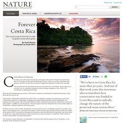Conservancy Magazine - Forever Costa Rica
