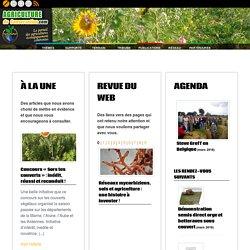 Bienvenue sur agriculture de conservation - portail des agricultures écologiquement intensives