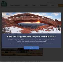 House Moves to Encourage Drilling in National Parks · National Parks Conservation Association
