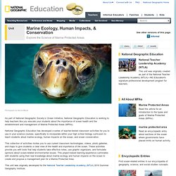Marine Ecology, Human Impacts, & Conservation