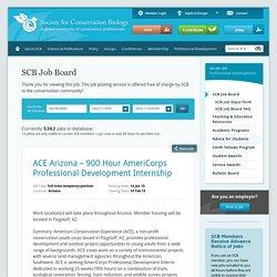 ACE Arizona – 900 Hour AmeriCorps Professional Development Internship