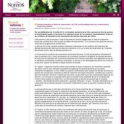 Données bancaires et durée de conservation: la CNIL avertit publiquement un e-commerçant à l'issue d'un contrôle - Nomos