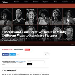 MAR 19: Conservatives React Differently to Disgusting Pictures