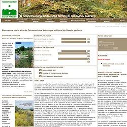 Conservatoire botanique national du Bassin parisien, CBNBP