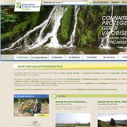 Conservatoire espaces naturels picardie - Conservatoire d'espaces naturels de Picardie