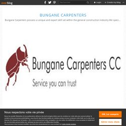 What Do I Need To Consider In Hiring Experts For Kitchen Cabinets In South Africa? - Bungane Carpenters