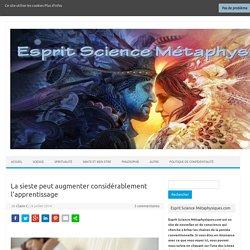 Esprit science et métaphysiques