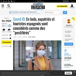 """En Inde, expatriés et touristes espagnols sont considérés comme des """"pestiférés"""""""