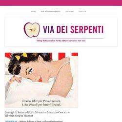 Consigli di lettura di Lina Monaco e Maurizio Ceccato – Libreria Scripta Manent