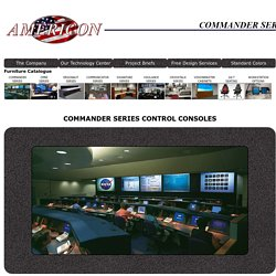 Americon: Best place for Command Center Consoles design in the USA