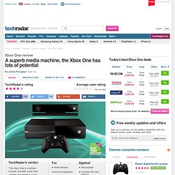 Xbox One release date, news and features