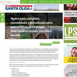 Nueva guía completa, consolidada y actualizada para que construyas tu propio invernadero, rápido, sencillo y barato - PortalFruticola.com