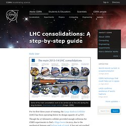 LHC consolidations: A step-by-step guide