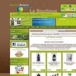 Associés : Eco-produit, Produit écologique, Produit naturel et économique