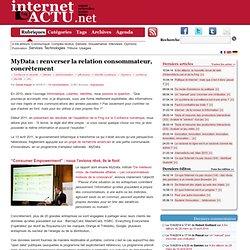 MyData : renverser la relation consommateur, concrètement