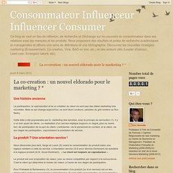 consommateur influenceur