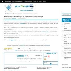 #Infographie – Psychologie du consommateur sur internet
