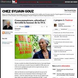Consommateurs, attention ! Revoilà la hausse de la TVA | Rue89