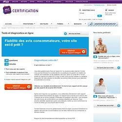 Test en ligne - Fiabilité des avis consommateurs, votre site est-il prêt ?
