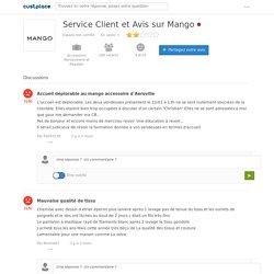 Mango : Avis Consommateurs et Service client