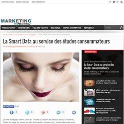 La Smart Data au service des études consommateurs