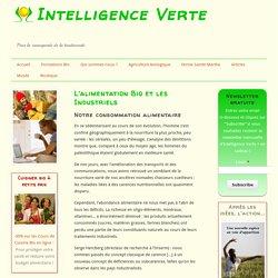 Alimentation Bio (pour la CONCLUSION)