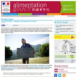 Consommation : manger local partout en France