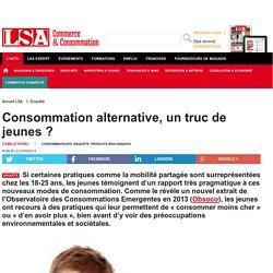 Consommation alternative, un truc de jeunes ? - Produits Biologiques