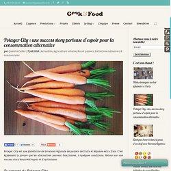Potager City : une success story porteuse d'espoir pour la consommation alternative