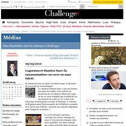 Logorama et Damien Saez: la consommation vue avec ou sans talent