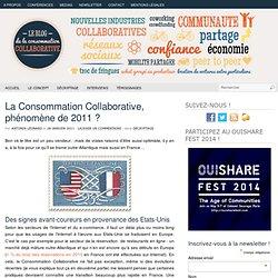 La Consommation Collaborative, phénomène de 2011 ?