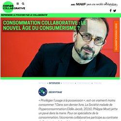 Consommation collaborative : le nouvel âge du consumérisme ?