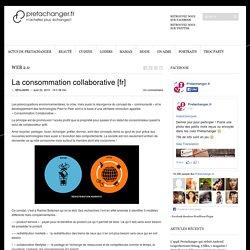 La consommation collaborative
