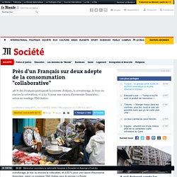 """Près d'un Français sur deux adepte de la consommation """"collaborative"""""""