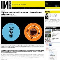 Etudes - Consommation collaborative : la confiance existe encore