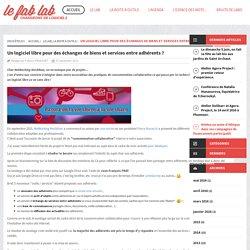 Logiciel libre pour un projet de consommation collaborative - Le Fab'Lab