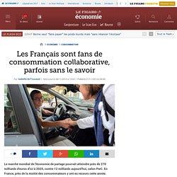 Les Français sont fans de consommation collaborative, parfois sans le savoir