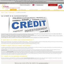 Crédit à la consommation Cofidis : définition et avantages du crédit conso