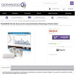 PLUGWISE Kit de mesure de consommation électrique Home Start Eco Energie