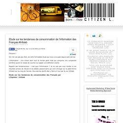Etude sur les tendances de consommation de l'information des Français #Infolab