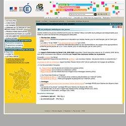 Consommation médiatique des jeunes - International et recherche