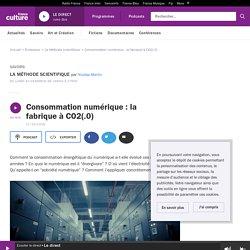 Consommation numérique : la fabrique à CO2(.0)