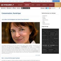 Consommation, Numérique -