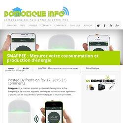 SMAPPEE : Mesurez votre consommation et production d'énergie
