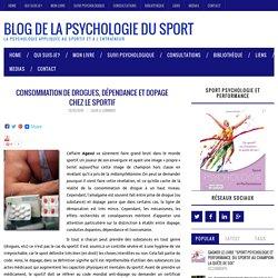 Consommation de drogues, dépendance et dopage chez le sportif – Blog de la psychologie du sport