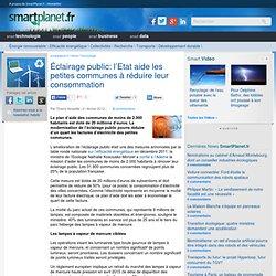 Éclairage public: l'Etat aide les petites communes à réduire leur consommation
